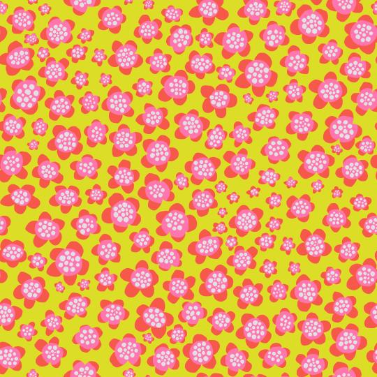 yellow petra by kate austin designs