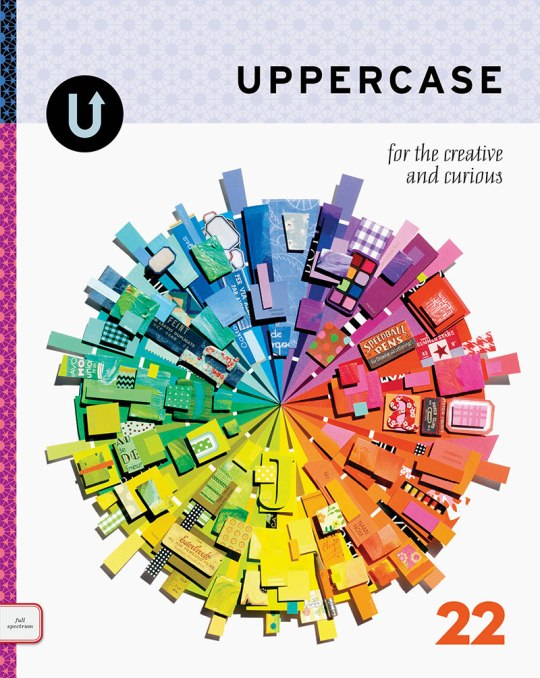 Uppercase magazine issue 22